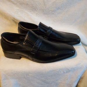Harrison Myles Men's Black Loafers size 11